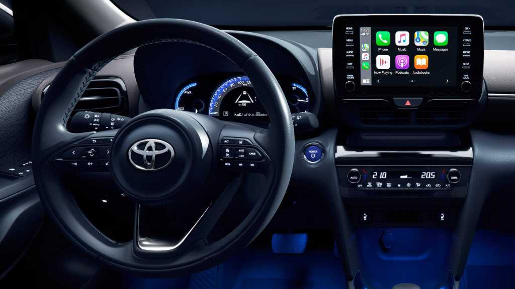 Interior Toyota Yaris Cross