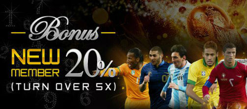bonus sportbook 20 turn over 5