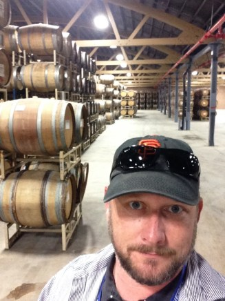 Indiana Jones of Barrels