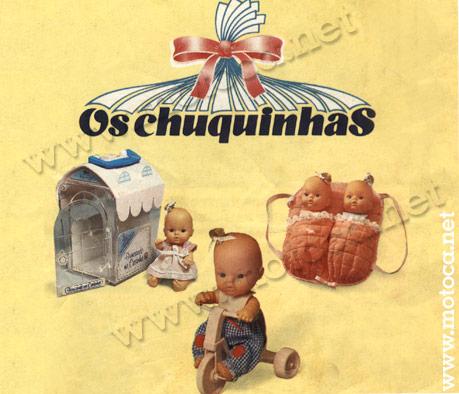 bonecas chuquinhas