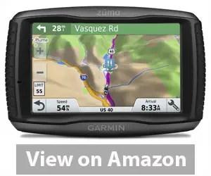 Best Motorcycle GPS - Garmin Zumo 595LM Motorcycle GPS Navigator Review