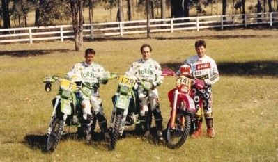 1992 Squadra Six Days Australia