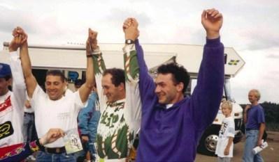 1992 Giorgio Grasso Campione del mondo in Svezia