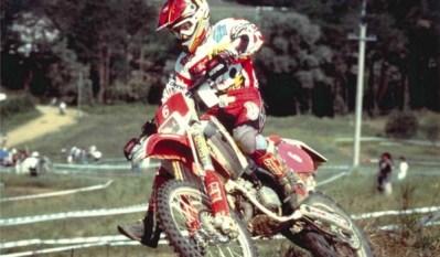 1996 Fausto Scovolo Campione del mondo 125