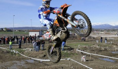 Alex Belometti Ktm 450