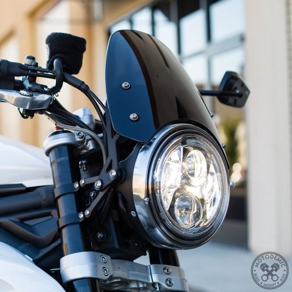 Ducati Monster Flyscreen