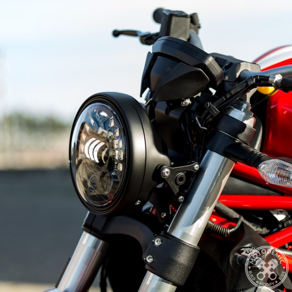 Monster Headlight Conversion 821 and 1200