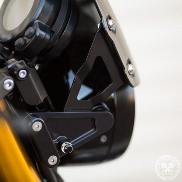 XSR900 Flyscreen