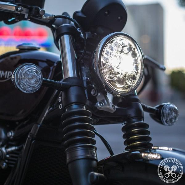 LED Headlight for Triumph Bobber