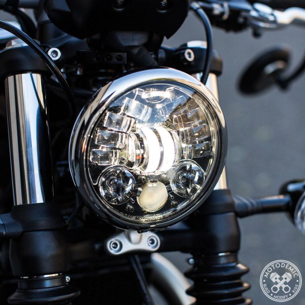 LED Headlight for Triumph Bobber