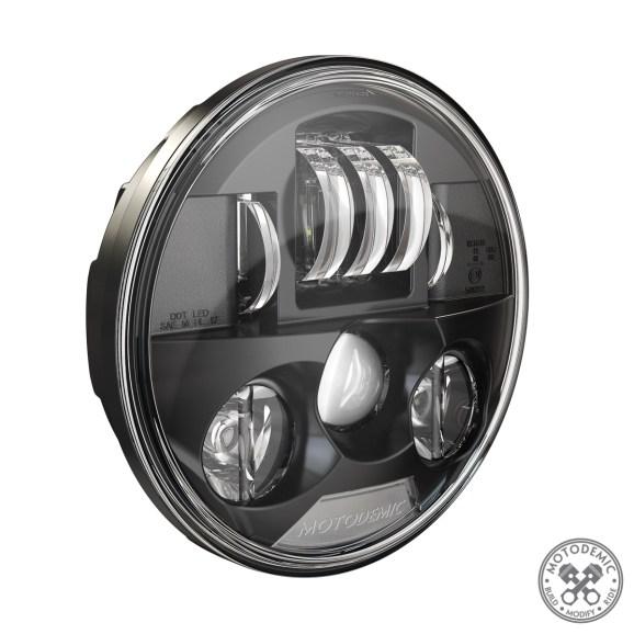Evo S LED Headlight - Black