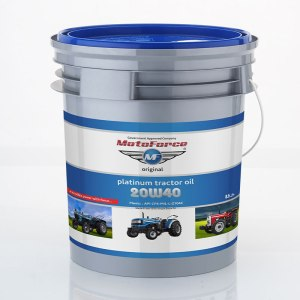 Motoforce Platinum - 20w40 (Cf-4) - 8.5 Ltr