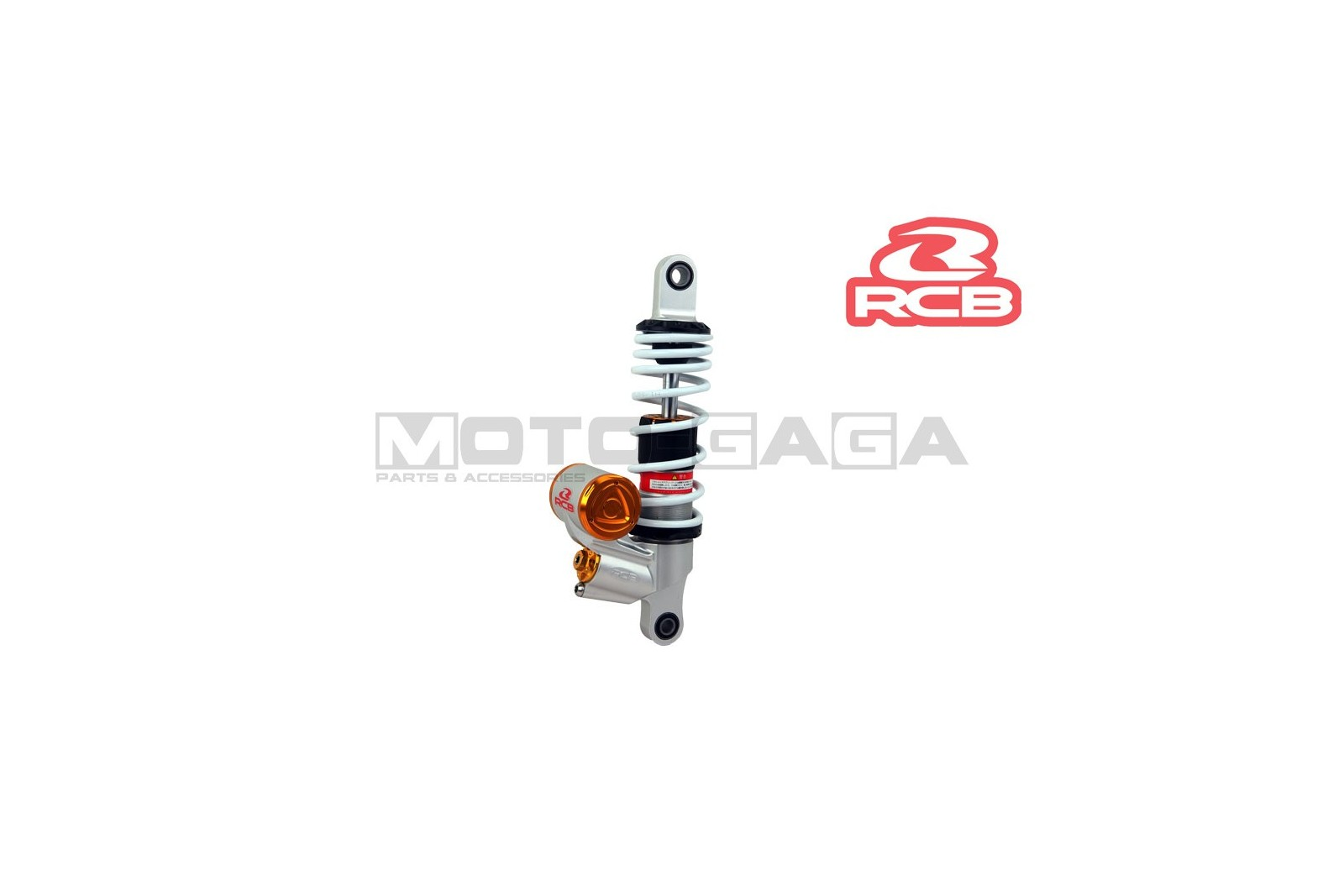 Racing Boy 295mm Sb3 Scooter Shock Absorber Single