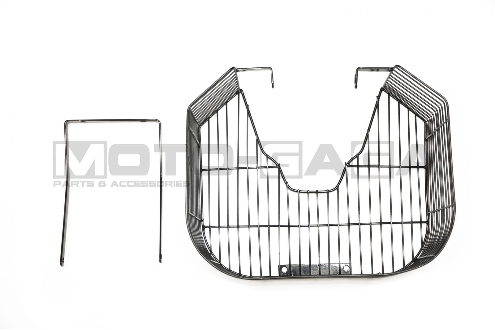 Honda Cub C100 Astrea Citi 100 Metal Leg Shield Luggage