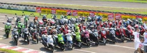 motor indonesia