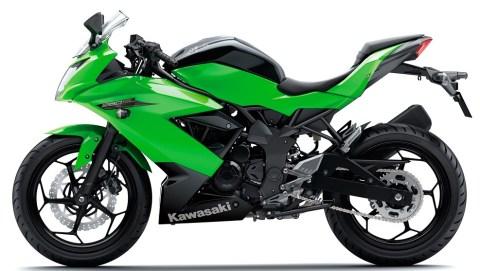 ninja 250 sl green