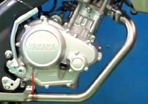 header knalpot R9