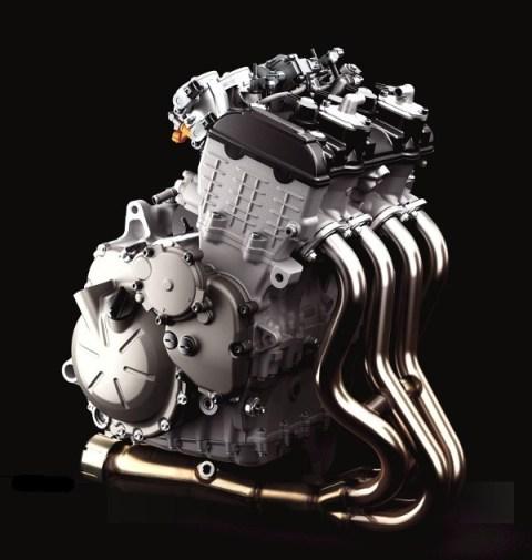 250cc 4cyl engine