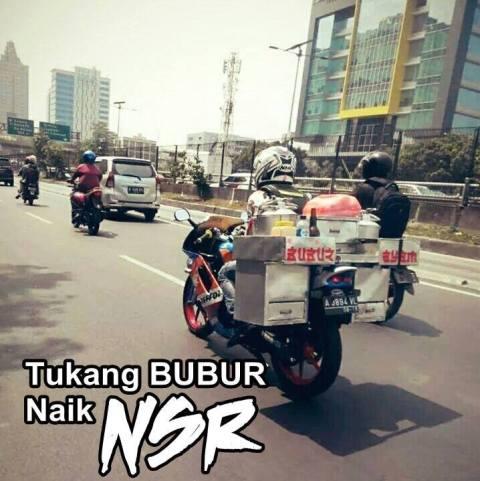 NSR Tukang Bubur