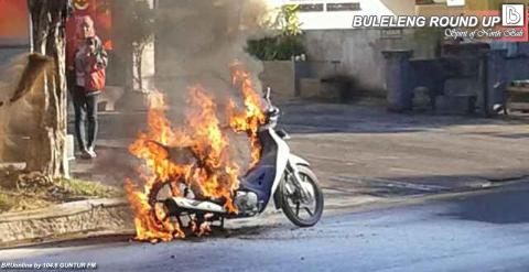 motorbike burn out2