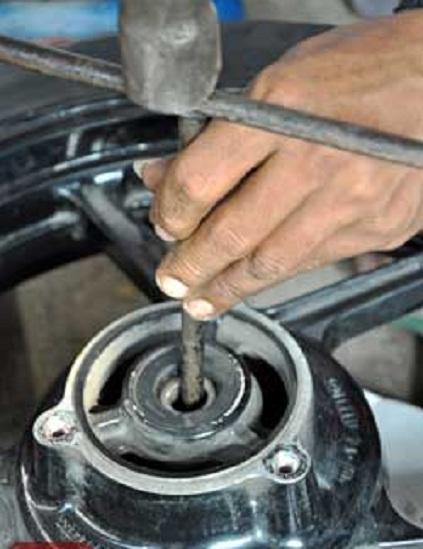 push inner bearing
