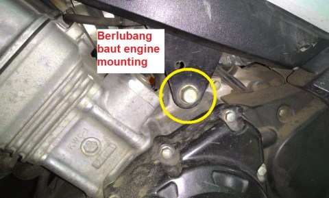engine mounting cs1