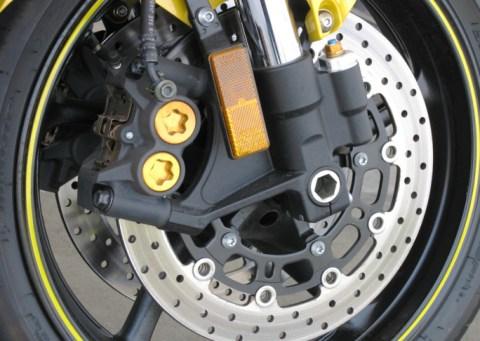 double disk brake 2