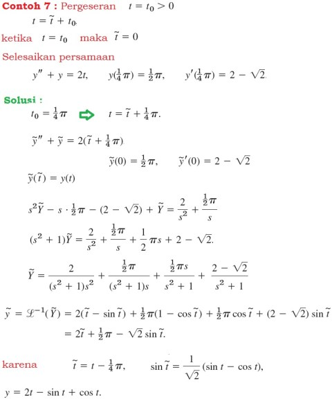 06 diff equation example3 shift