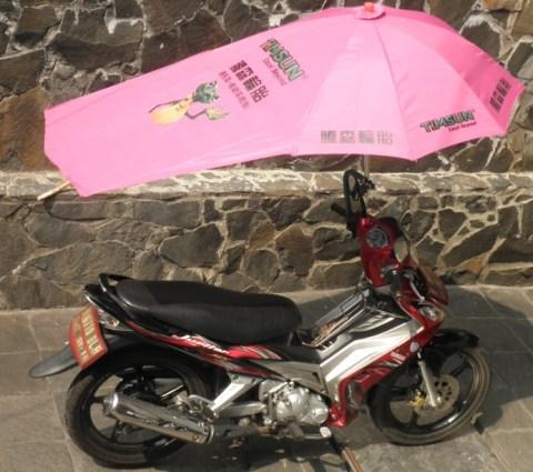 payung motor jmx