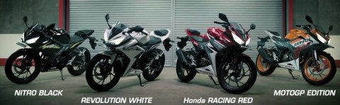 all new cbr150r colors