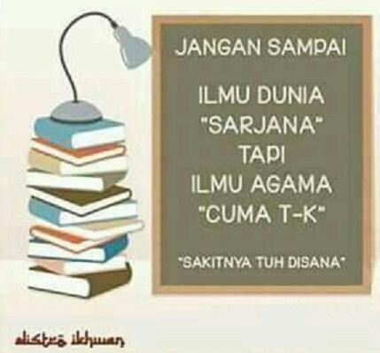 kesimbangan ilmu