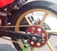HDC Malang 2019 rear sprocket-motogokil