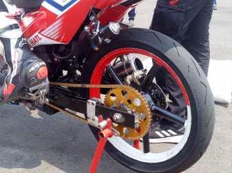HDC Malang 2019 rear tyre cbr-motogokil
