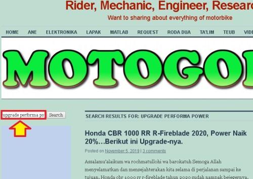 fill upgrade to search box-motogokil
