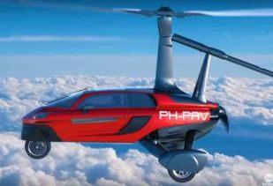 PAL-V-Flying