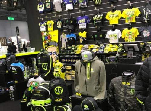 vr46 official merchandise store