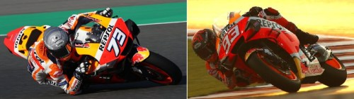 am73 and mm93 qatar test 2020