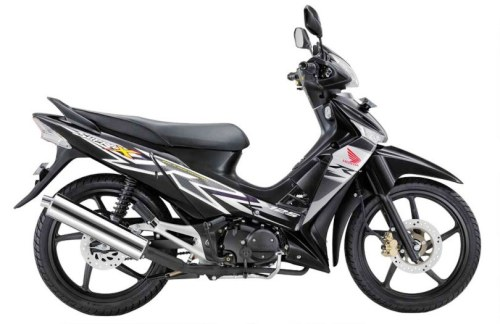supra x125 2009