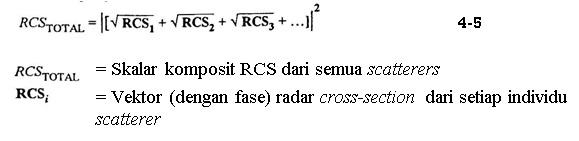 eq 4-5 rcs vector
