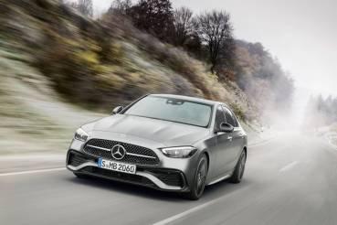 Mercedes klasy C 2021 (7)