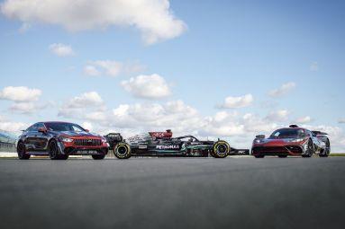 Noch engere Partnerschaft der Performance-Spezialisten: Mercedes-AMG und das Mercedes-AMG Petronas F1 Team intensivieren ZusammenarbeitEven closer partnership between the performance specialists: Mercedes-AMG and the Mercedes-AMG Petronas F1 Team step up