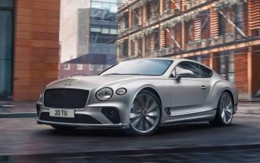 Bentley Continental GT Speed 2022 (25)
