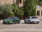 Porsche Taycan Cross Turismo 2021 (6)