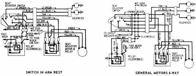 1971 corvette wiper motor wiring diagrams
