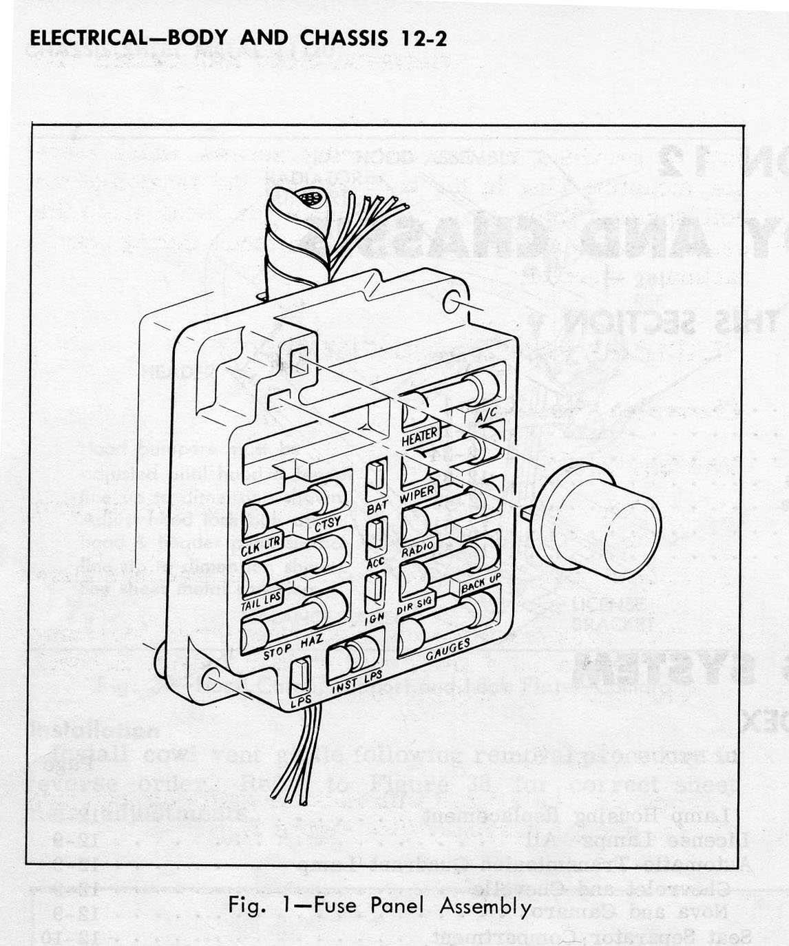 Diagram Chevy C10 Blower Motor Wiring Diagram Full