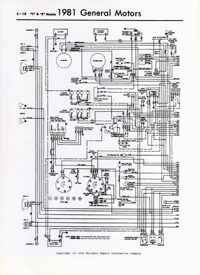 1984 chevy s10 wiring diagram wiring diagram 2001 chevrolet s10 wiring diagram and schematic