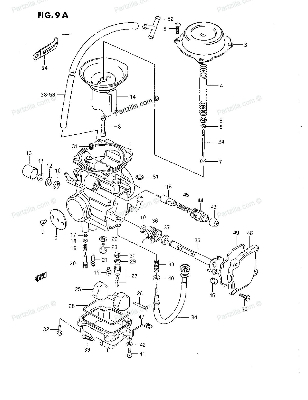 Suzuki Gsxr 600 Wiring Diagram Motogurumag