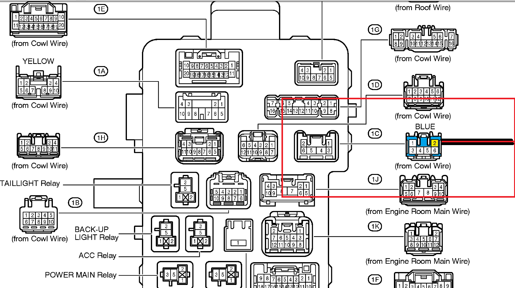 [DIAGRAM_0HG]  24C4 Toyota Sequoia 2002 Fuse Panel Diagram | Wiring Library | 2007 Sequoia Fuse Box |  | Wiring Library