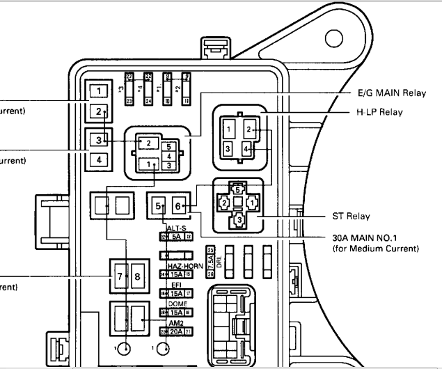 2007 Toyota Rav4 Fuse Box Diagram on 2006 toyota tundra parts