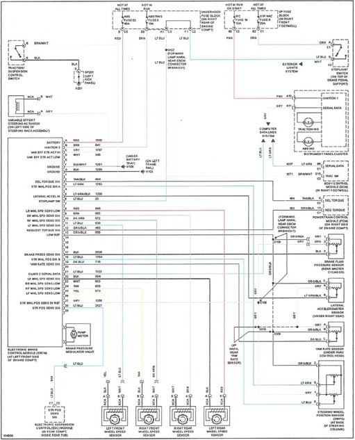 2006 chevrolet trailblazer ls speaker wiring diagram   52